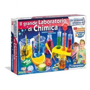 giochi scientifici