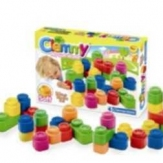 CLEMMY 24 SOFT BLOCKS