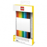 PENNE GEL 9 PEZZI LEGO